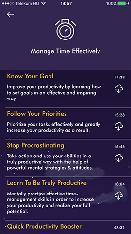 Manage Time Effectively